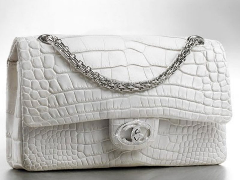 Chanel Diamond Forever Classic Bag