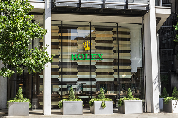 Rolex at One Hyde Park
